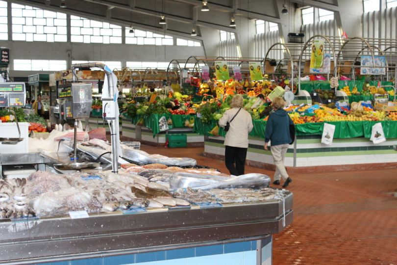 Mercado Alvalade Norte - Marche Couvert Lisbonne