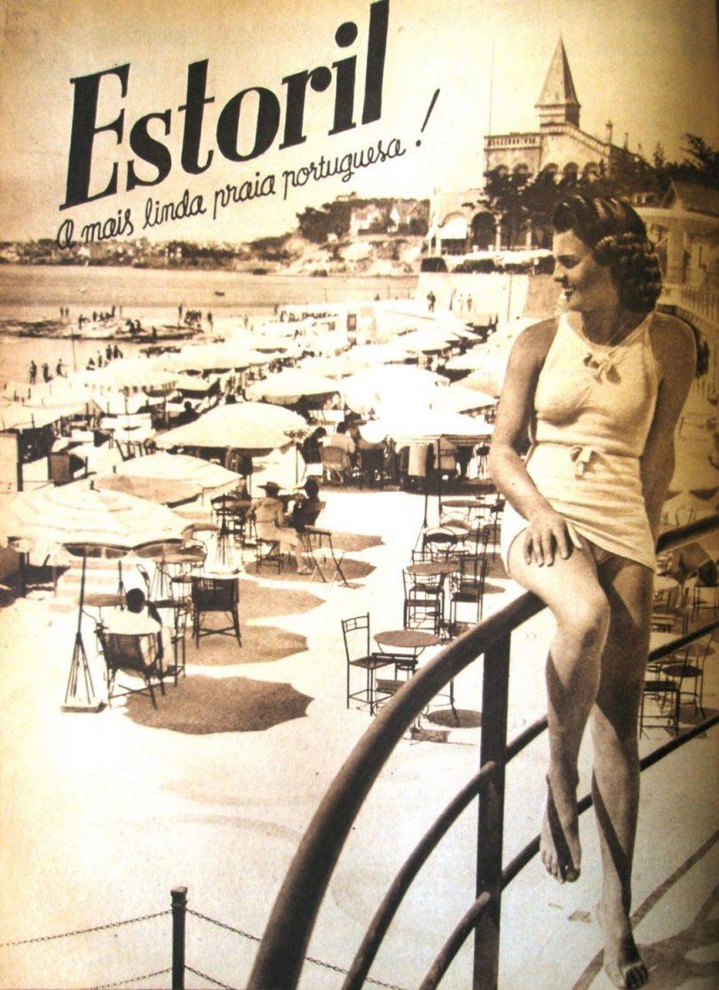 Publicite pour Estoril de 1939
