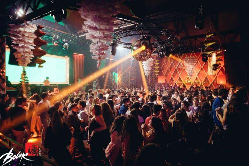 Bolero Club - Discotheque - Lisbonne