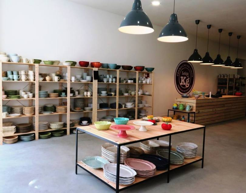 Ceramicas na Linha - Boutique ceramique - Chiado - Lisbonne