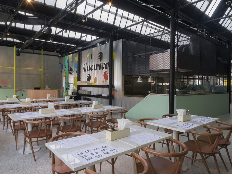 Cucurico - Restaurant poulet grille - LX Factory - Lisbonne