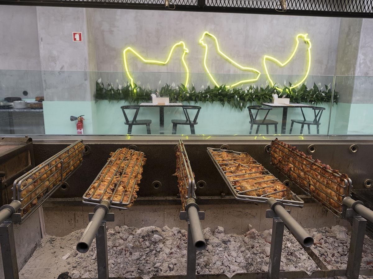 Où trouver le meilleur poulet grillé de Lisbonne ?