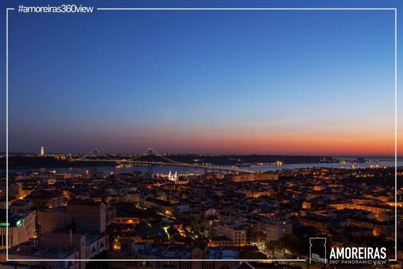 Amoreiras 360 Panoramic View - Belvedere - Vue - Lisbonne