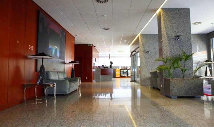 Hotel 3K Madrid - Hall Entree - Lisbonne