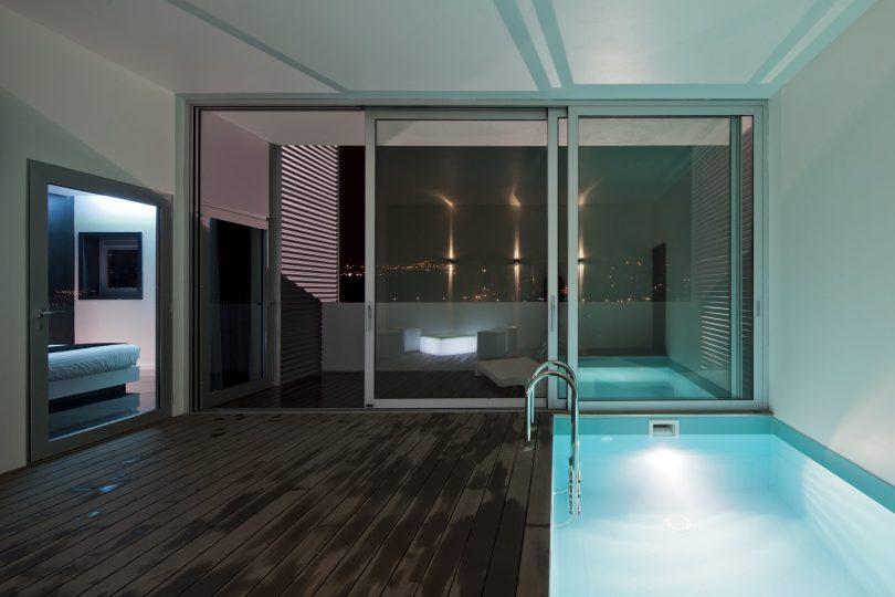 Motel H2On Hotel - Chambre avec piscine et jacuzzi - Hotel Lisbonne - Loures