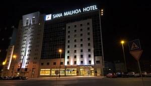 Sana Malhoa Hotel - Facade - Lisbonne