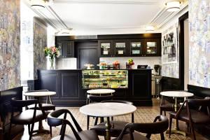 Santiago de Alfama - Salle Petit déjeuner - Hotel Lisbonne