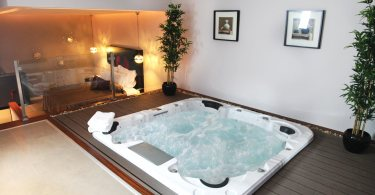 Seven Motel - Chambre avec grand jacuzzi prive - Hotel Seixal Lisbonne