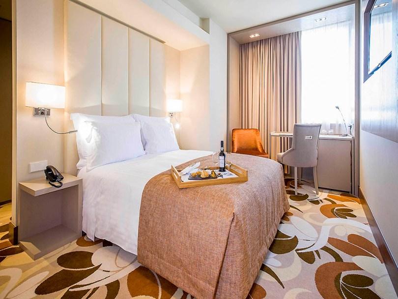 Skyna Hotel Lisboa - Chambre Double Standard - Hotel Lisbonne