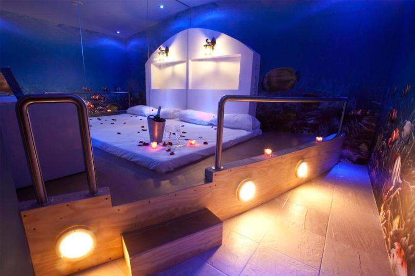 XRoomz Motel - Chambre Aquatique - Lisbonne