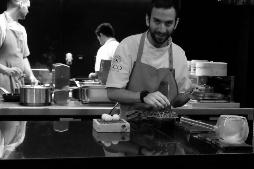 Alexandre Silva - Chef etoile Michelin - Restaurant Loco - Lisbonne
