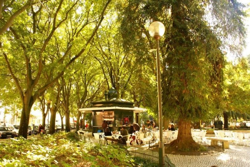 Hamburgueria da Parada - Quiosque Campo de Ourique - Biere et burgers pas chers - Lisbonne