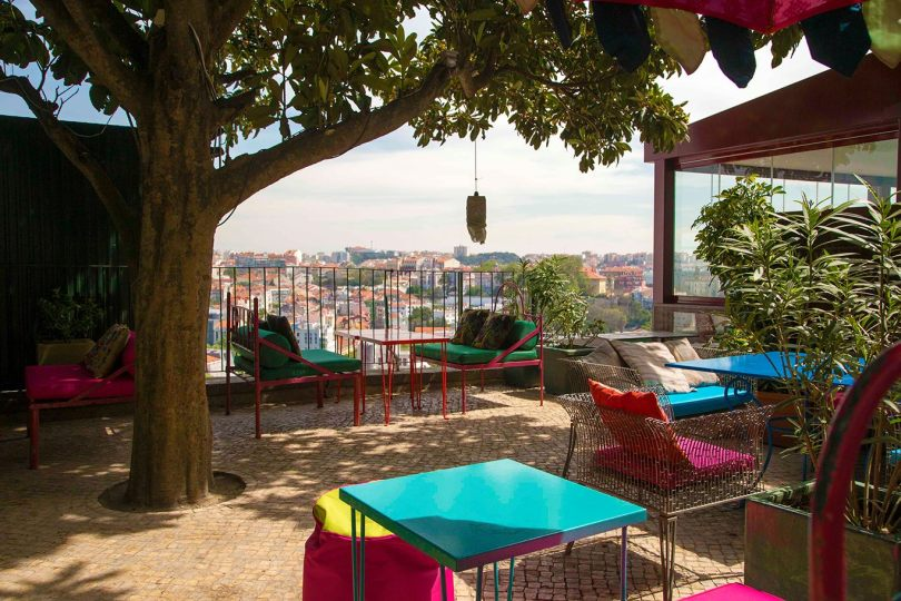 Lost In - Bar avec terrasse - Lisbonne