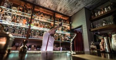 Red Frog - Bar a cocktails - Lisbonne