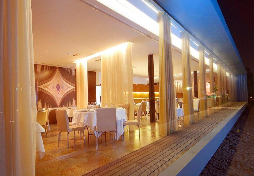 Restaurant Eleven Lisbonne - 1 etoile Michelin