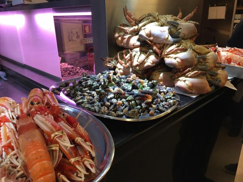 Cervejaria Relento - Restaurant poissons et crustaces - Lisbonne - Alges