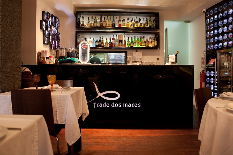 Frade dos Mares - Restaurant poissons et crustaces - Lisbonne - Santos