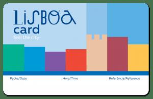 Lisboa Card - Pass pour transports et monuments - Lisbonne