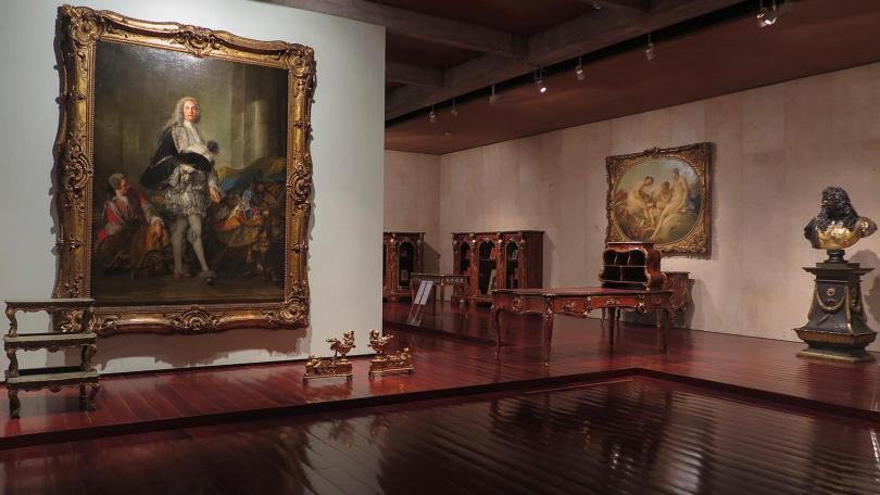 Musee Calouste Gulbenkian - Lisbonne - Salle Exposition