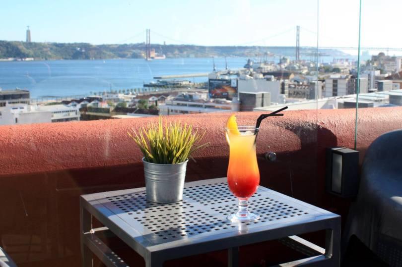 Madame Petisca - Bar Terrasse Rooftop - Lisbonne