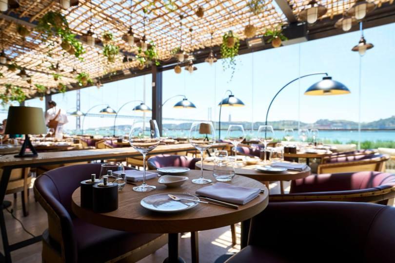 Restaurant - Bar - Terrasse - SUD Lisboa - Lisbonne