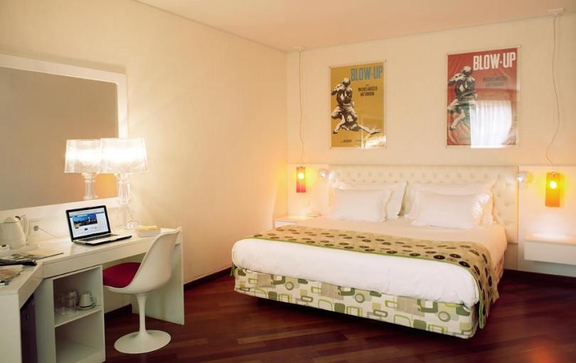 Chambre Hotel Florida - Lisbonne