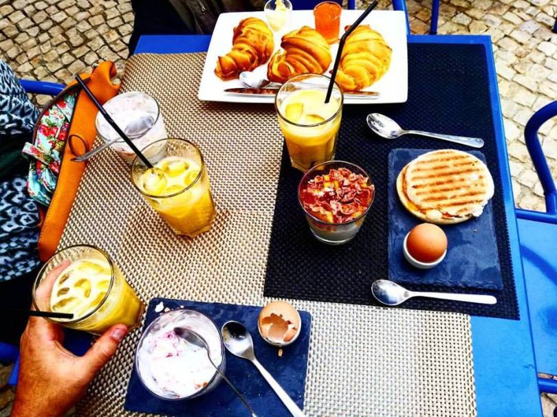 Brunch Tiles Bar - Restaurant - Bar - Quartier Intendente - Lisbonne
