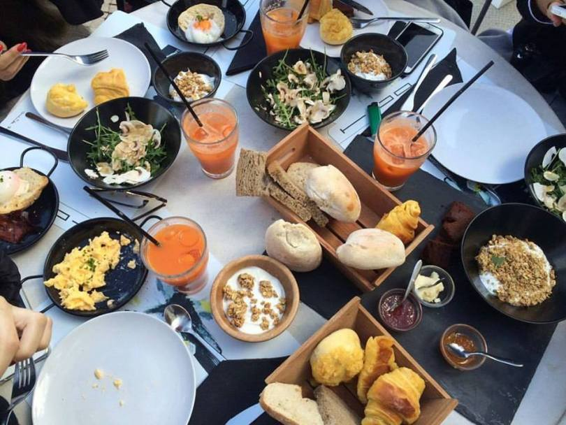 Brunch Top Chiado - Bar Rooftop - Lisbonne