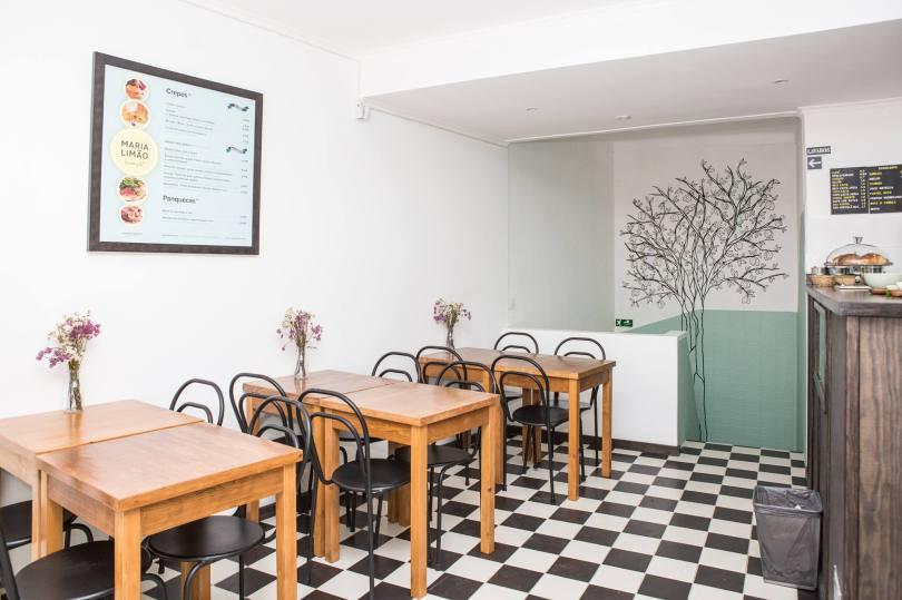 Maria Limao - Limonades - snacks - patisseries - Street Food - Lisbonne