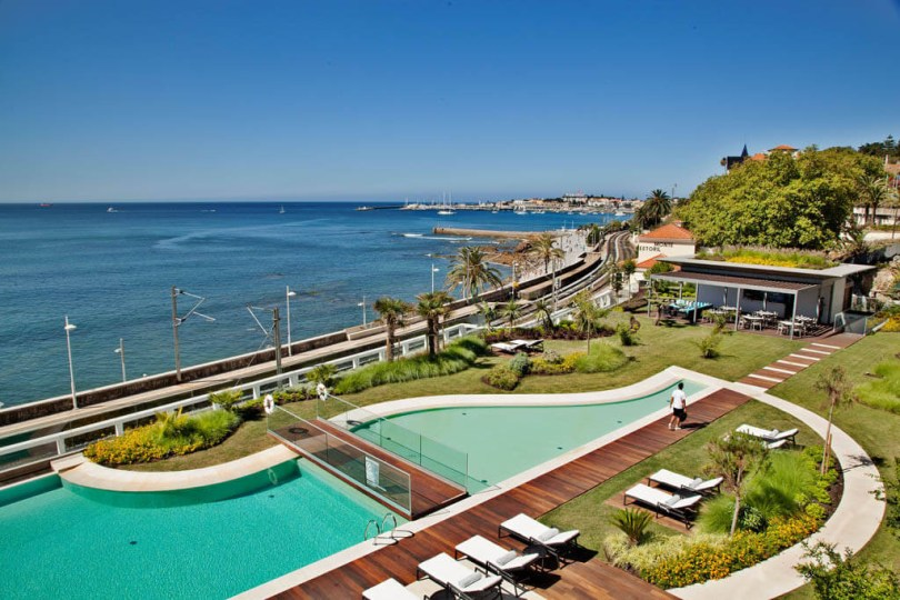 Piscine Hotel Intercontinental Estoril - Lisbonne