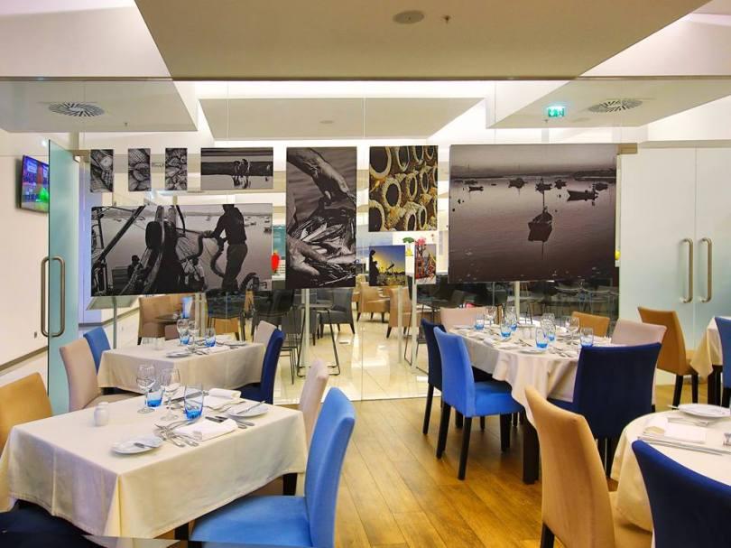 Restaurant Dom Alimado - Hotel Jupiter Lisboa - Lisbonne