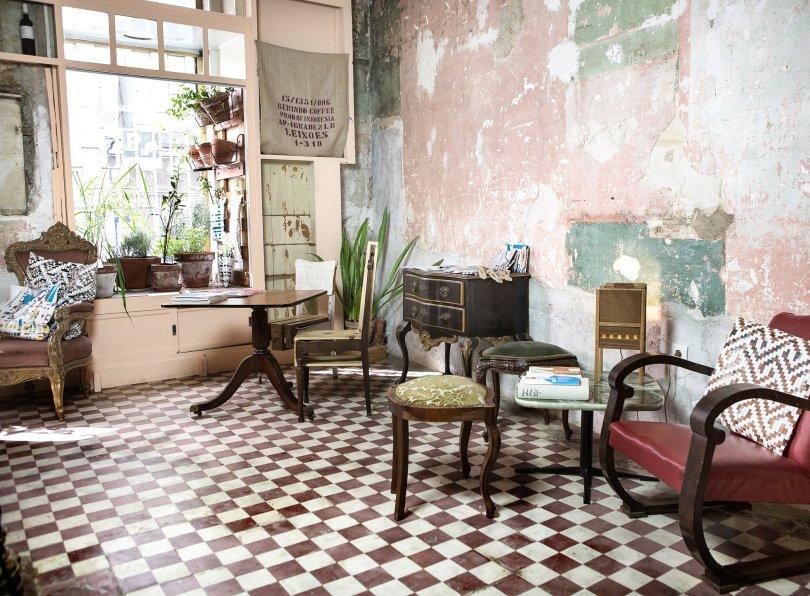 Logradouro - Epicerie - Salon de the - Lisbonne