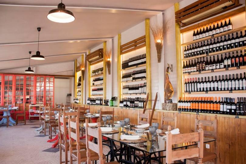 Restaurant - Epicerie fine - Pateo Alfacinha - Lisbonne