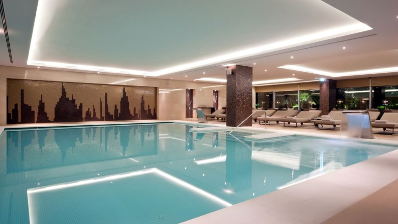 Piscine interieure - Sayana Wellness - Epic Sana Hotel - Lisbonne