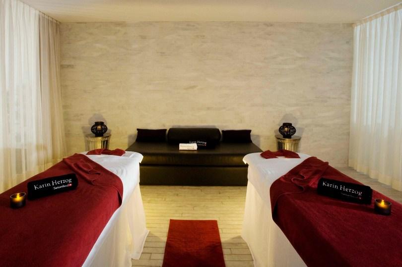 Salle de Massage - BSpa by Karin Herzog - Altis Belem Hotel Spa - Lisbonne