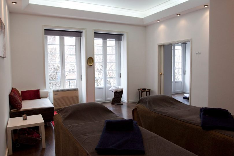 Salle de massage Duo - Spa Acqua Lisboa - Lisbonne