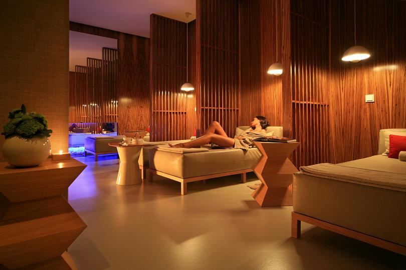 Salle de relaxation - City Spa - Lisbonne