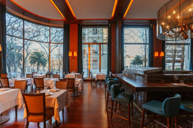 Salle principale - Cervejaria Liberdade - Hotel Tivoli Lisboa - 5 etoiles