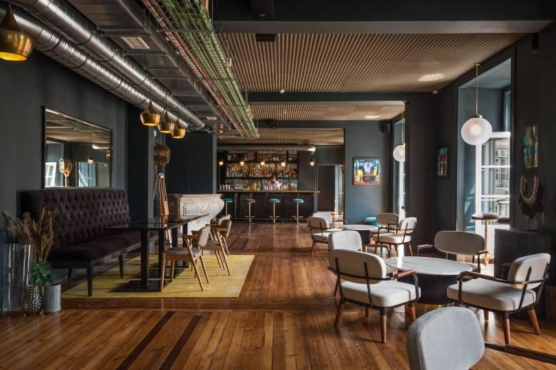Bar Hotel Le Consulat - 4 etoiles - Lisbonne