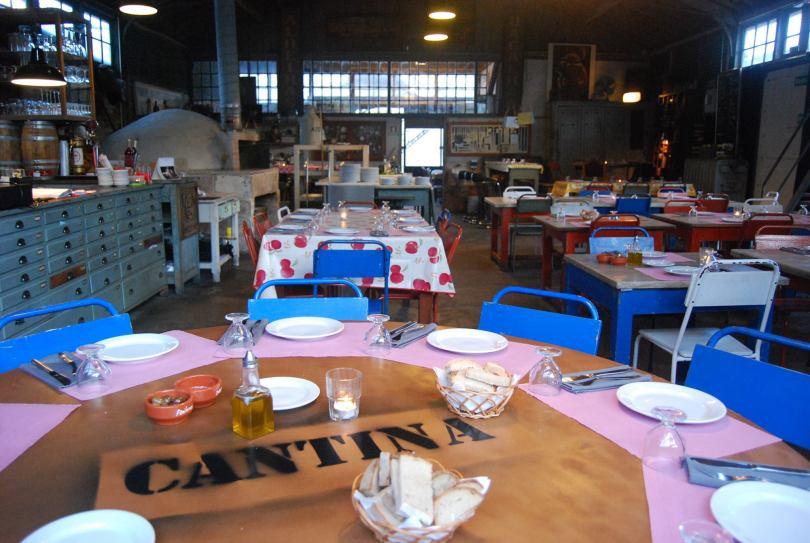 Cantina LX - Restaurant traditionnel portugais - LX Factory - Lisbonne