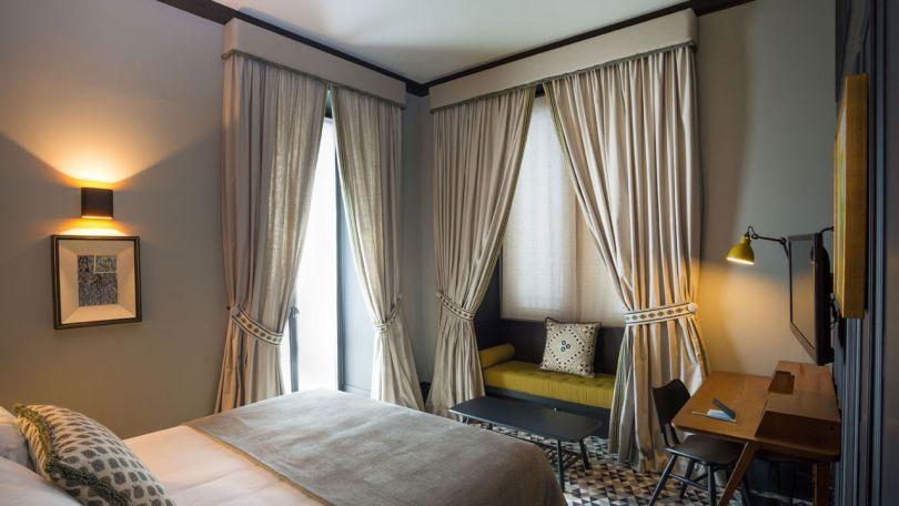 Chambre classique - Hotel Valverde - 5 etoiles - Lisbonne