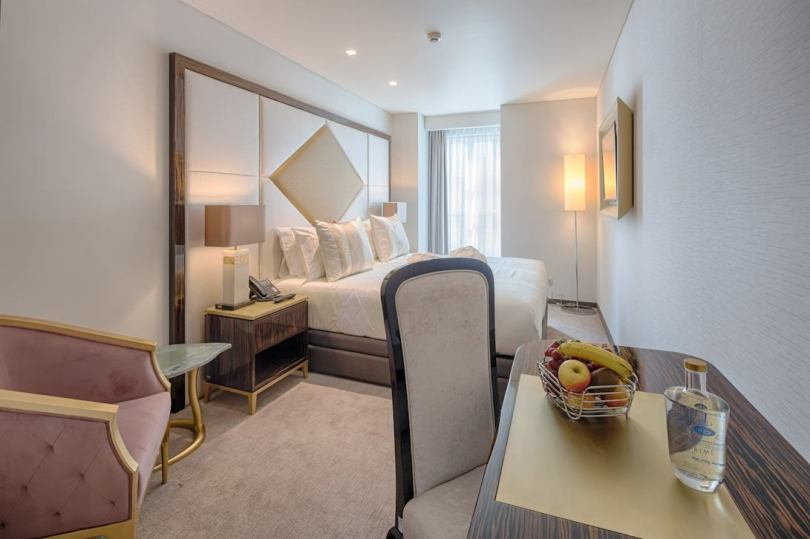 Chambre du MeraPrime Gold Design Hotel Lisboa - Hotel 3 etoiles - Lisbonne