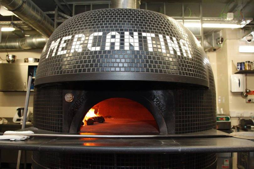 Four du restaurant Mercantina - Pizzeria - Lisbonne