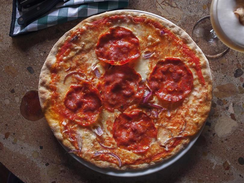 Pizza Di Graziano de chez ZeroZero - Lisbonne