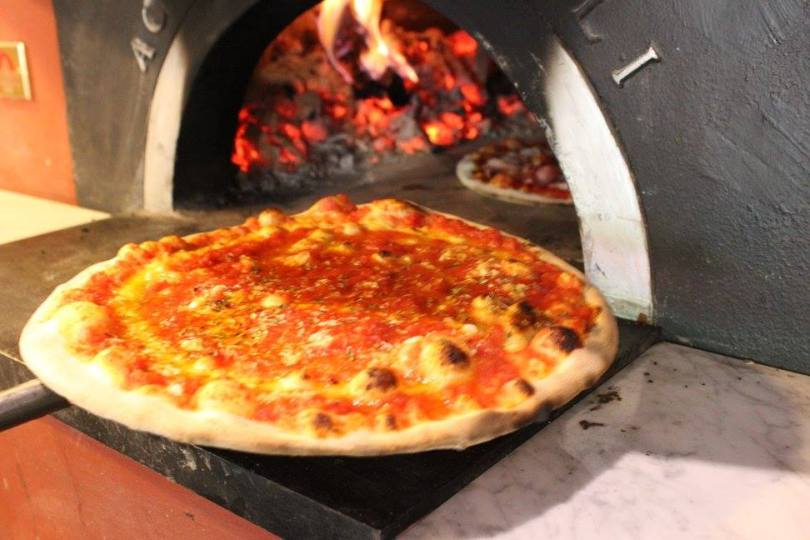 Pizza Marinara - Pizzeria Forneria - Lisbonne