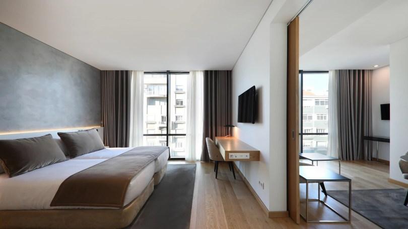 Suite du Iberostar Lisboa - Hotel 5 etoiles - Lisbonne