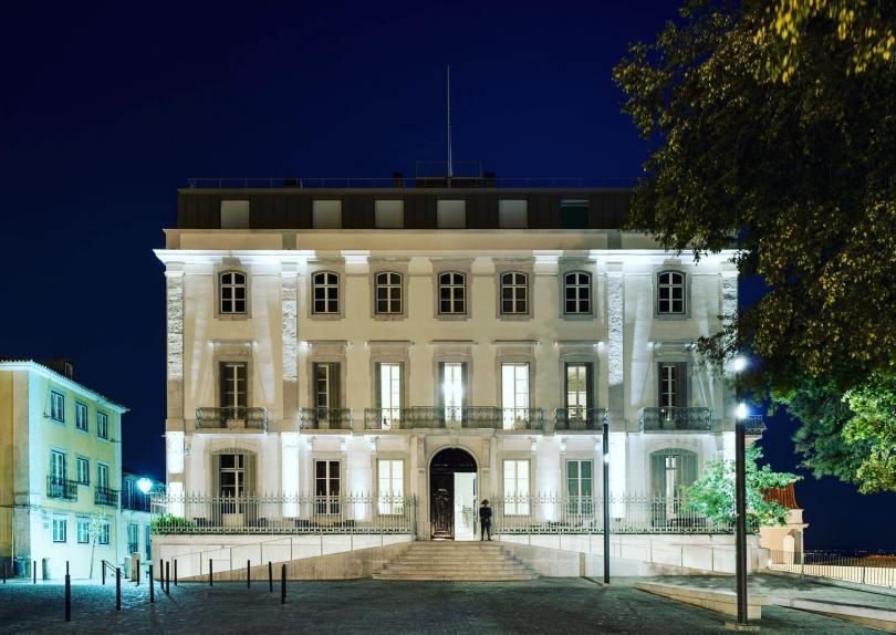 Verride Palacio Santa Catarina - Hotel grand luxe - Lisbonne