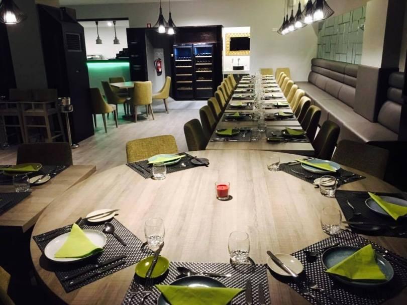 Salle principale - restaurant Soberba by Igor Martinho - Lisbonne