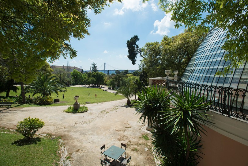 Tapada das Necessidades - Jardin - Parc - Lisbonne