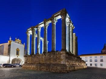 Evora world heritage site week break tours portugal